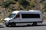 Поездки на море из Владикавказа на микроавтобусах Mercedes-Benz Sprinter Владикавказ