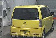 Хэтчбек 2 поколение MITSUBISHI EK SPORT кузов H82W год выпуска 2011 пробег 61 тыс км цвет желтый Москва