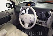 Хэтчбек 2 поколение MITSUBISHI EK SPORT кузов H82W год выпуска 2011 пробег 56 тыс км цвет синий Москва