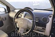 Хэтчбек 2 поколение MITSUBISHI EK SPORT кузов H82W год выпуска 2011 пробег 68 т.км цвет темно-синий  Москва