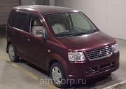 Хэтчбек 2 поколение MITSUBISHI EK SPORT кузов H82W год выпуска 2011 пробег 81 тыс км цвет красный Москва