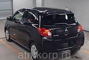 Хэтчбек MITSUBISHI MIRAGE гв 2012 пробег 45 т.км цвет черный Москва