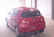 Хэтчбек MITSUBISHI MIRAGE гв 2012 пробег 35 т.км цвет красный Москва