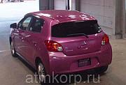 Хэтчбек MITSUBISHI MIRAGE гв 2012 пробег 69 т.км цвет пурпурный Москва