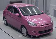 Хэтчбек MITSUBISHI MIRAGE гв 2012 пробег 88 т.км цвет пурпурный Москва