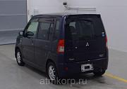 Хэтчбек малолитражный MITSUBISHI TOPPO кузов H82A гв 2011 пробег 23 тыс км цвет темно-синий Москва