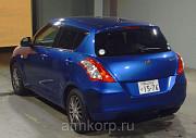 Хэтчбек 3 поколение рестайлинг SUZUKI SWIFT кузов ZC72S гв 2013 пробег 43 тыс км цвет синий Москва