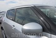 Хэтчбек 3 поколение рестайлинг SUZUKI SWIFT кузов ZC72S гв 2014 пробег 43 тыс км цвет серебристый Москва