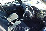 Хэтчбек 3 поколение рестайлинг SUZUKI SWIFT кузов ZC72S гв 2014 пробег 99 тыс км цвет светло-синий Москва