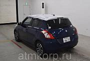 Хэтчбек 3 поколение рестайлинг SUZUKI SWIFT кузов ZC72S г 2014 пробег 78 тыс км цвет фиолетовый хаме Москва