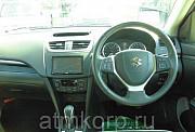 Хэтчбек 3 поколение рестайлинг SUZUKI SWIFT кузов ZC72S гв 2014 пробег 12 тыс км цвет желтый черный Москва