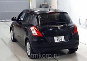 Хэтчбек 3 поколение рестайлинг SUZUKI SWIFT кузов ZC72S гв 2014 пробег 83 тыс км цвет черный Москва