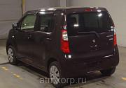 Хэтчбек 5 поколение рестайлинг SUZUKI WAGON R кузов MH34S гв 2014 пробег 32 тыс км цвет коричневый Москва