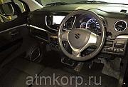 Хэтчбек 5 поколение SUZUKI WAGON R STINGRAY кузов MH34S гв 2013 пробег 88 тыс км цвет черный Москва