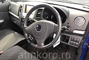 Хэтчбек 4 поколение SUZUKI WAGON R кузов MH34S гв 2011 пробег 102 тыс км цвет синий Москва