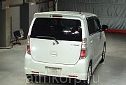 Хэтчбек 4 поколение SUZUKI WAGON R STINGRAY кузов MH23S гв 2011 пробег 103 тыс км цвет белый Москва