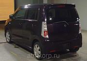 Хэтчбек 4 поколение SUZUKI WAGON R STINGRAY кузов MH23S гв 2011 пробег 108 тыс км цвет фиалка Москва
