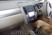 Хэтчбек NISSAN TIIDA кузов C11 пробег 61 тыс км цвет белый Москва