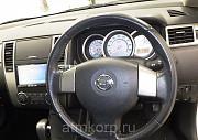 Хэтчбек NISSAN TIIDA кузов C11 пробег 178 тыс км цвет белый перламутр Москва
