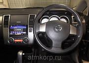 Хэтчбек NISSAN TIIDA кузов C11 пробег 76 тыс км цвет сапфир черный Москва
