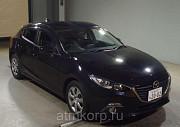 Хэтчбек среднего класса MAZDA AXELA SPORT кузов BM5FS 3 поколение пробег 169 тыс км цвет черный Москва
