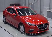 Хэтчбек среднего класса MAZDA AXELA SPORT кузов BM5FS 3 поколение пробег 70 тыс км цвет винный Москва