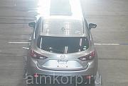 Хэтчбек среднего класса MAZDA AXELA SPORT кузов BM5FS 3 поколение пробег 106 тыс км цвет серый Москва