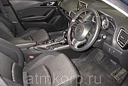 Хэтчбек среднего класса MAZDA AXELA SPORT кузов BM5FS 3 поколение пробег 74 тыс км цвет синий Москва