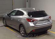 Хэтчбек среднего класса MAZDA AXELA SPORT кузов BM5FS 3 поколение пробег 71 тыс км цвет алюминиевый Москва