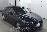 Хэтчбек среднего класса MAZDA AXELA SPORT кузов BM5FS 3 поколение пробег 53 тыс км цвет темно-синий  Москва