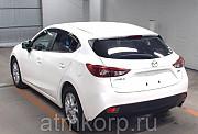 Хэтчбек среднего класса MAZDA AXELA SPORT кузов BM5FS 3 поколение пробег 59 тыс км цвет белый Москва