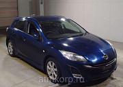 Хэтчбек MAZDA AXELA SPORT кузов BL5FW пробег 107 тыс км цвет темно-синий Москва