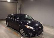 Хэтчбек MAZDA AXELA SPORT кузов BL5FW пробег 152 тыс км цвет черный Москва