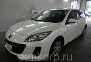 Хэтчбек MAZDA AXELA SPORT кузов BL5FW пробег 102 тыс км цвет белый жемчуг Москва