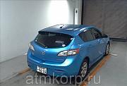 Хэтчбек MAZDA AXELA SPORT кузов BL5FW пробег 149 тыс км цвет синий Москва