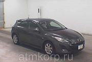 Хэтчбек MAZDA AXELA SPORT кузов BL5FW пробег 75 тыс км цвет пистолетный металл Москва