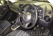 Хэтчбек 4 поколение MAZDA DEMIO кузов DJLFS год выпуска2015 пробег 27 тыс км цвет черный Москва
