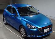 Хэтчбек 4 поколение MAZDA DEMIO кузов DJ5AS год выпуска2015 пробег 110 тыс км цвет синий Москва