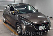 Хэтчбек 4 поколение MAZDA DEMIO кузов DJ5AS год выпуска2015 пробег 90 тыс км цвет коричневый Москва