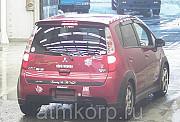 Хэтчбек 2-й рестайлинг 6 поколение MITSUBISHI COLTгв 2011 дв 1,5 л 163 лс пробег 103 т.км цвет крас Москва