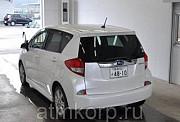Хэтчбек SUBARU TREZIA кузов NCP120X модификация 1.5i-S год выпуска 2011 пробег 123 т.км белый Москва