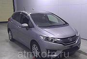 Хэтчбек HONDA FIT кузов GK5 модификация 15X L Package год выпуска 2014 пробег 189 тыс км цвет серебр Москва