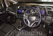 Хэтчбек HONDA FIT кузов GK5 модификация 15X L Package год выпуска 2014 пробег 61 тыс км цвет черный Москва