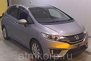 Хэтчбек HONDA FIT кузов GK5 модификация 15X L Package год выпуска 2014 пробег 28 тыс км цвет серый Москва