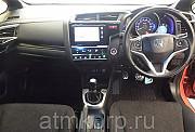 Хэтчбек HONDA FIT кузов GK5 модификация RS год выпуска 2013 пробег 57 тыс км цвет оранжевый Москва