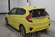 Хэтчбек HONDA FIT кузов GK5 модификация RS год выпуска 2014 пробег 43 тыс км цвет желтый Москва