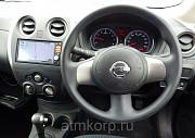 Хэтчбек NISSAN NOTE кузов NE12X-four 4 wd пробег 39 тыс км цвет темно-металлический серый Москва