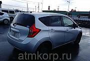 Хэтчбек NISSAN NOTE кузов NE12 подключаемый полный привод пробег 88 тыс км цвет бронза Москва