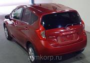 Хэтчбек NISSAN NOTE кузов NE12 X-four 4 wd пробег 86 тыс км цвет красный Москва