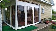 Изготавливаем гибкие мягкие окна из прозрачного ПВХ Тольятти
